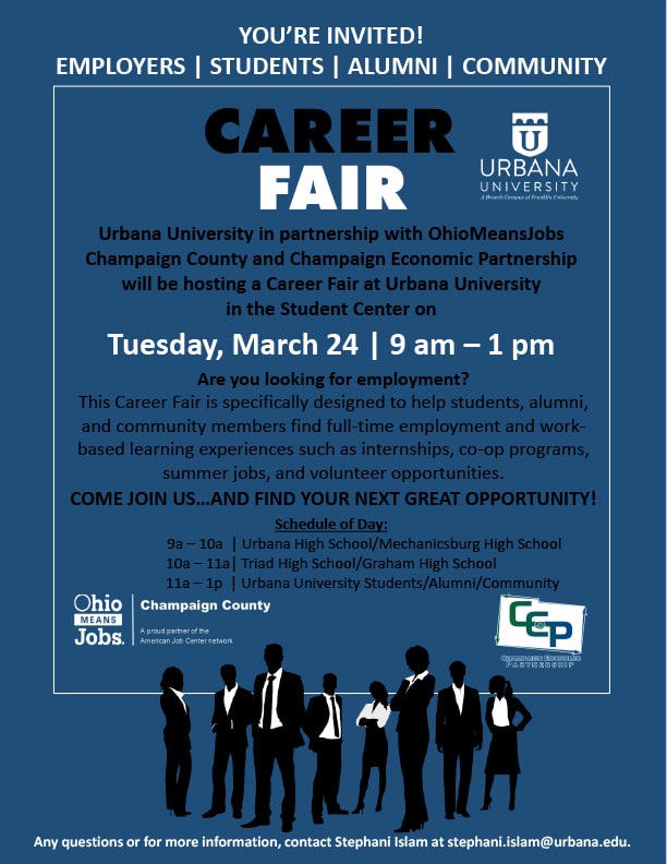 UU Career Fair