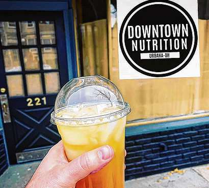 Downtown Nutrition Urbana