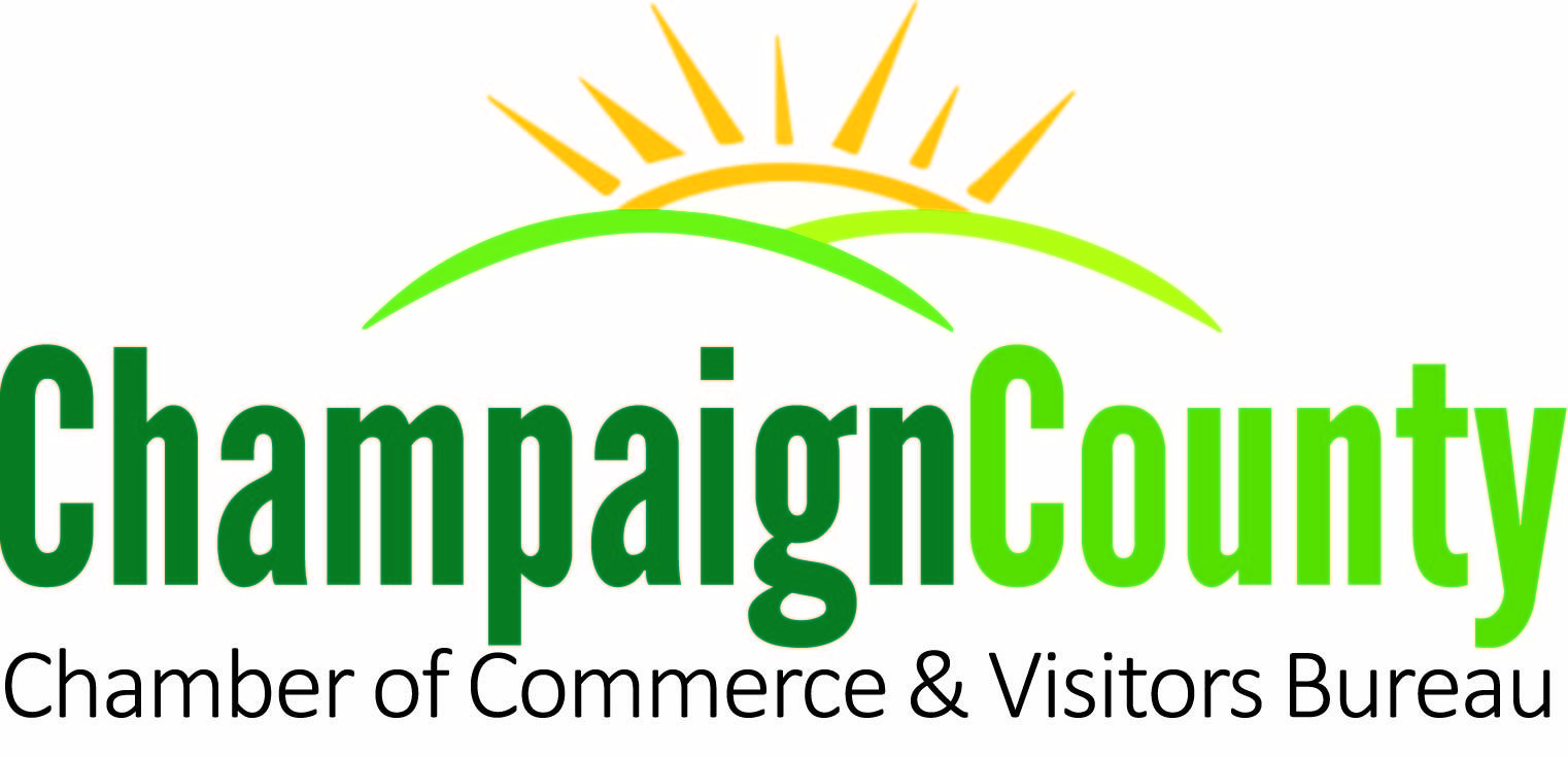 Champaign County Chamber of Commerce logo