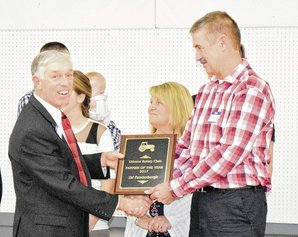 2017 Champaign County Farmer of the Year