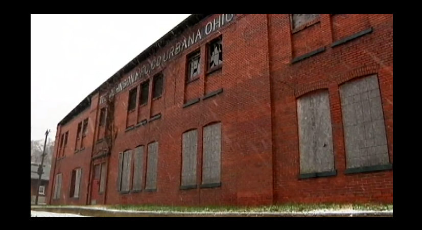 Urbana Manufacturing Building Facelift