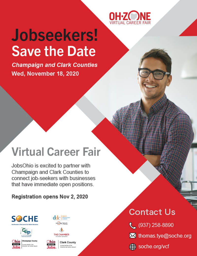 JobsOhio Virtual Career Fair